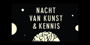 Logo Nacht van Kunst en Kennis