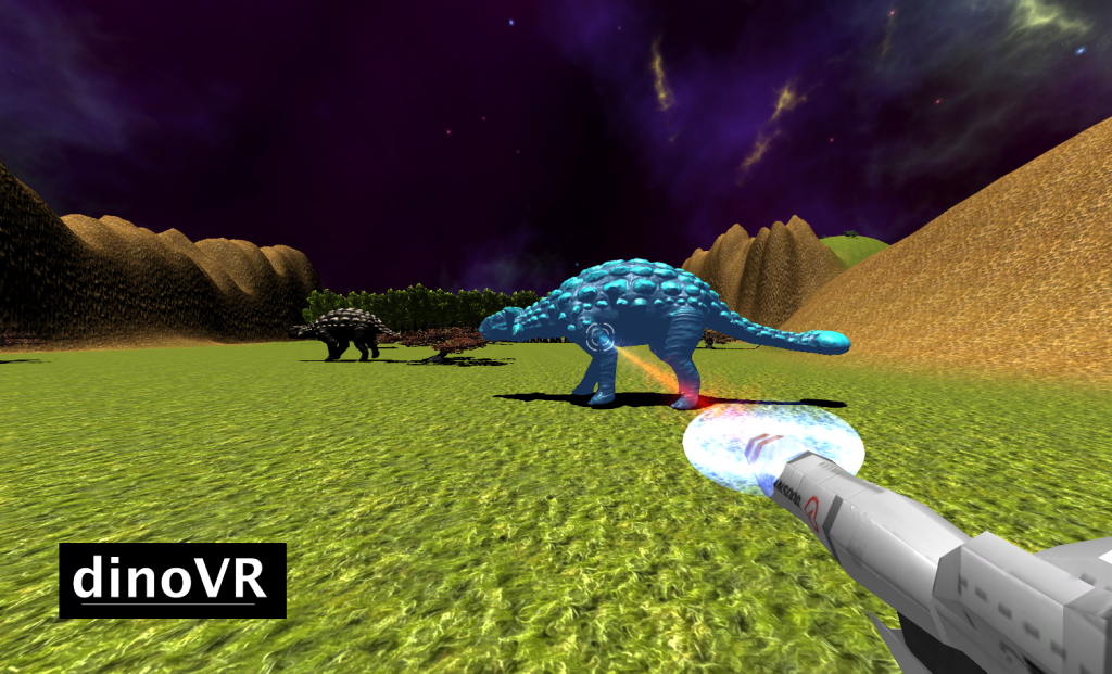 Collaboration in Virtual Reality | Virtual Reality Learning Lab