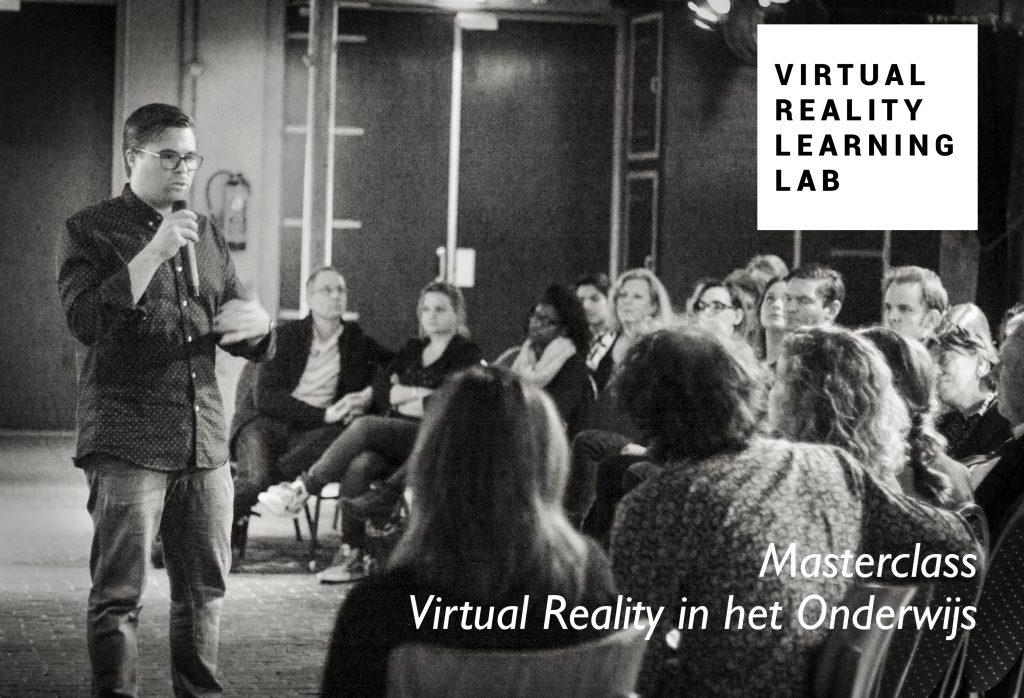 Masterclass Virtual Reality in het onderwijs