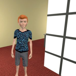 Jasper - Anger induction - Virtual Reality Learning Lab