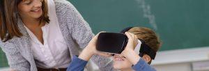VR in de klas - VR Learning Lab