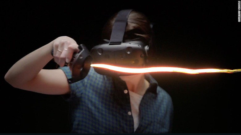 Tekenen in Virtual Reality